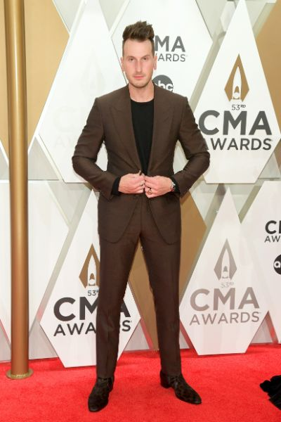 Russell Dickerson; Photo by Jason Kempin/Getty Images