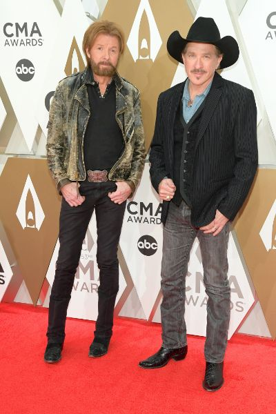 Brooks & Dunn; Photo by Jason Kempin/Getty Images