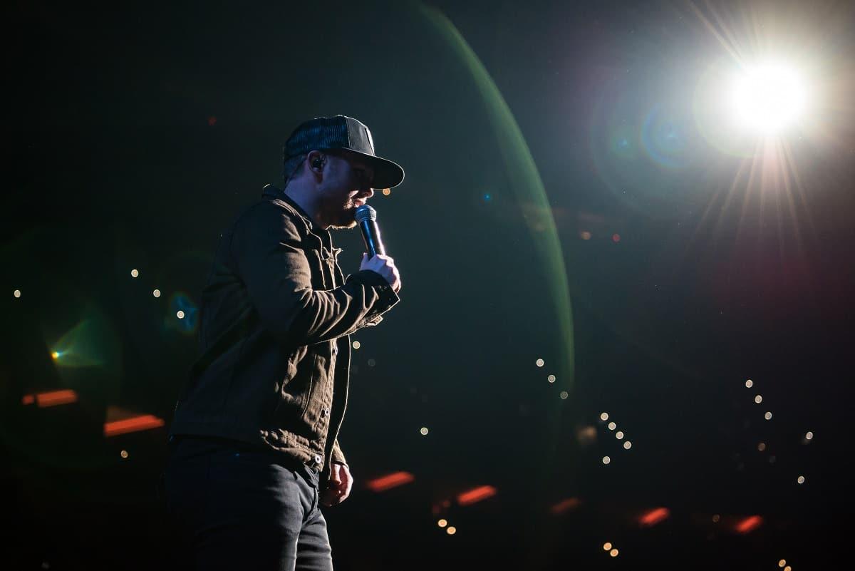 Jameson Rodgers; Photo by Andrew Wendowski
