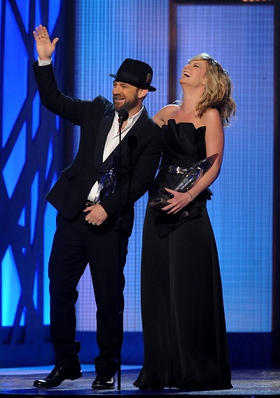Sugarland; Photo by Rick Diamond/Getty Images