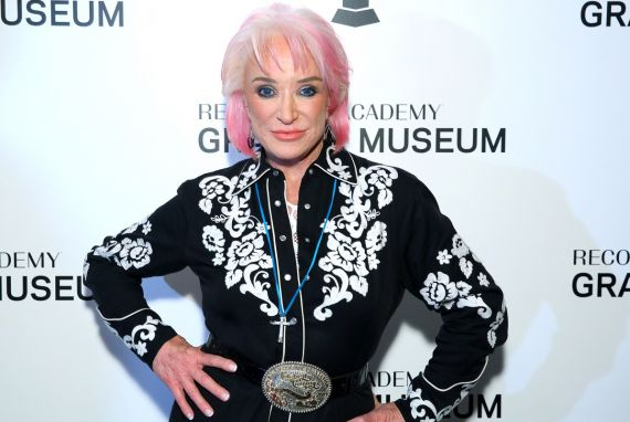 Tanya Tucker; Photo by Rebecca Sapp/Getty Images for The Recording Academy