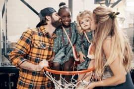 Thomas Rhett and Family; Photo via Instagram
