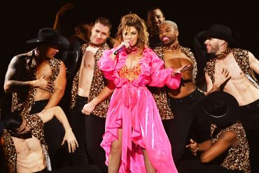 Shania Twain; Photo by Kevin Winter/Getty Images for dcp