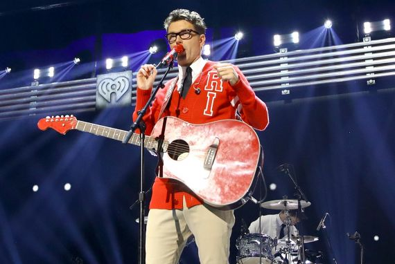 Bobby Bones; Photo by Rich Fury/Getty Images for iHeartMedia