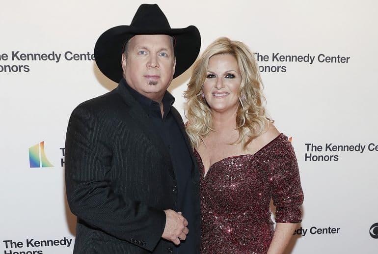 Garth Brooks and Trisha Yearwood; Photo by Paul Morigi/Getty Images