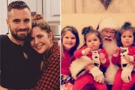 Hillary Scott and Family; Photos via Instagram