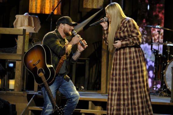 Kaleb Lee, Kelly Clarkson; Photo by: Trae Patton/NBC