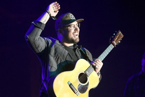 Mitchell Tenpenny; Photo by Frazer Harrison/Getty Images for ACM