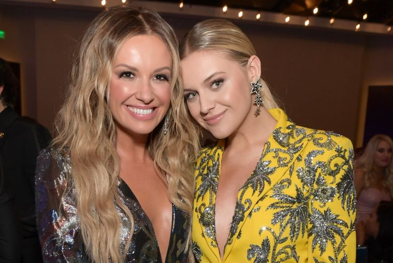Carly Pearce, Kelsea Ballerini; Photo by Jason Kempin/Getty Images