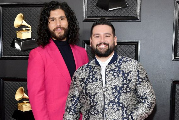 Dan + Shay; Photo by Amy Sussman/Getty Images