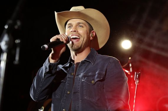 Dustin Lynch; Photo by Leah Puttkammer/Getty Images for BBR Music Group