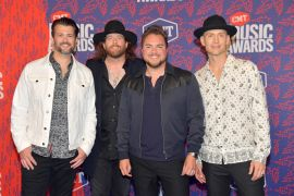 Eli Young Band; Photo by Michael Loccisano/Getty Images