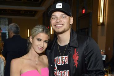 Kane Brown and Wife, Katelyn; Photo by Jason Kempin/Getty Images