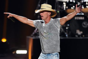 Kenny Chesney; Photo by Ethan Miller/Getty Images for iHeartMedia
