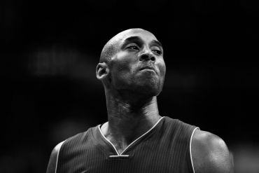 Kobe Bryant; Photo by Rob Carr/Getty Images
