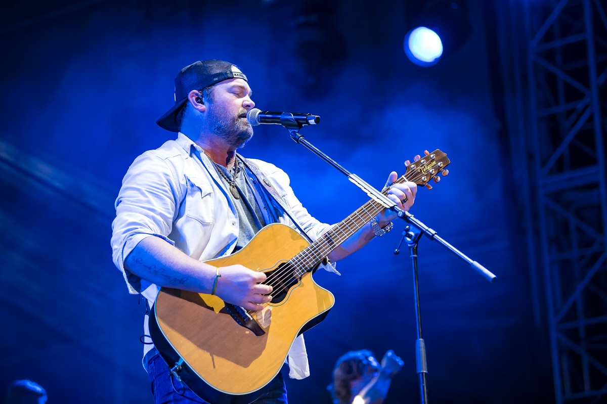 Lee Brice; Photo by ALIVE Coverage