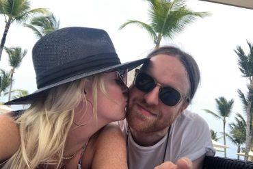 Neil Mason, Chelsea Eager; Photo via Instagram