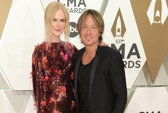 Nicole Kidman and Keith Urban; Photo by Jason Kempin/Getty Images