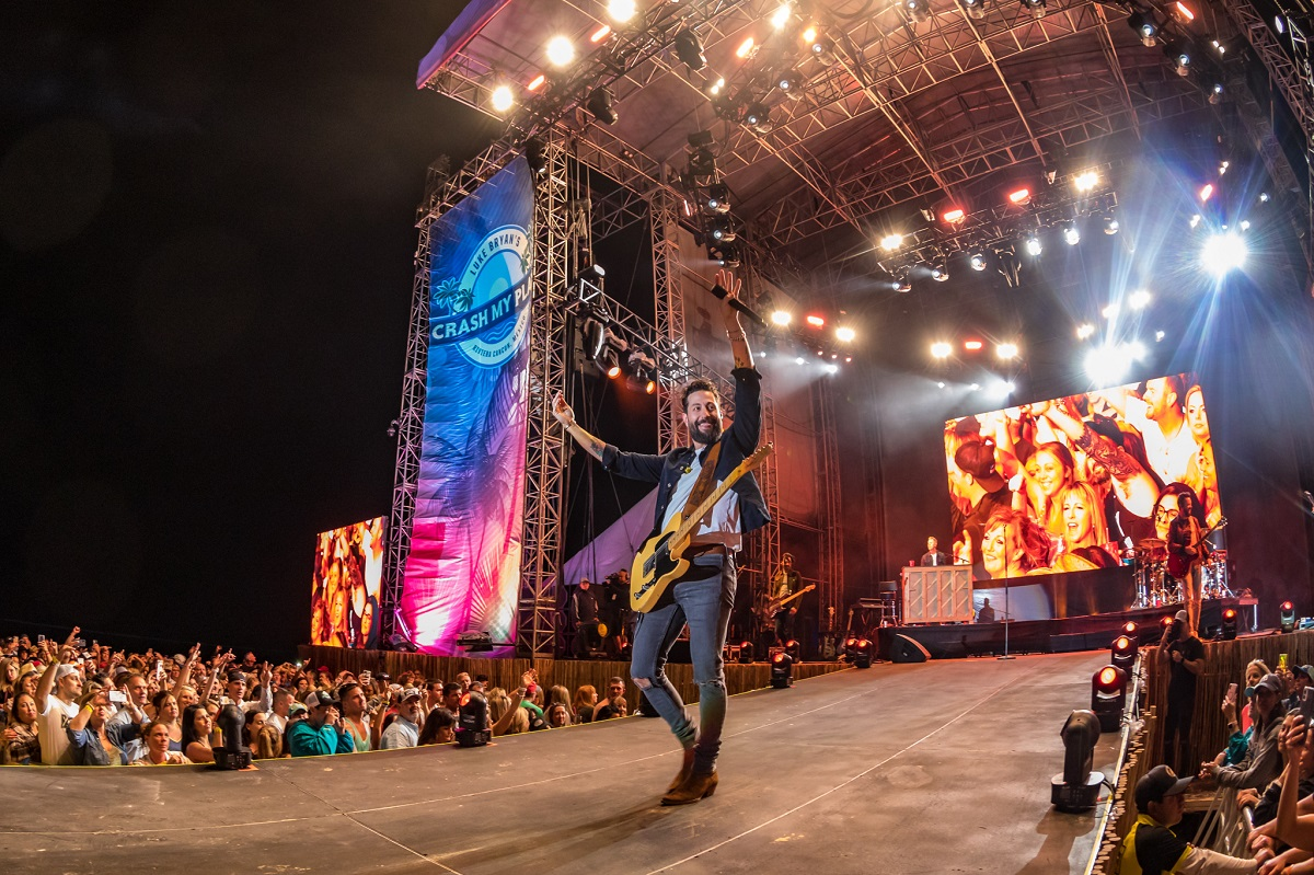 Old Dominion; Photo by ALIVE Coverage