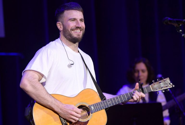 Sam Hunt; Photo by Jason Kempin/Getty Images