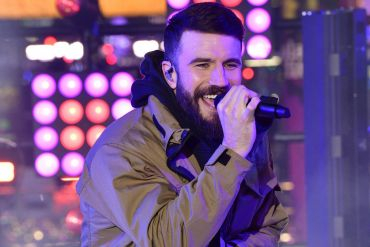 Sam Hunt; Photo by Eugene Gologursky/Getty Images for Dick Clark Productions