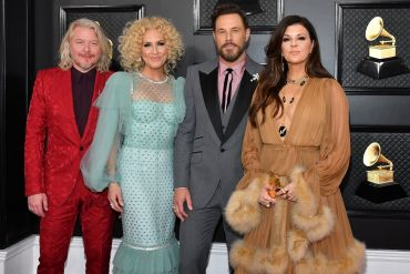 Little Big Town; Photo by Amy Sussman/Getty Images