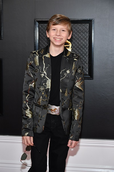 Mason Ramsey; Photo by Amy Sussman/Getty Images