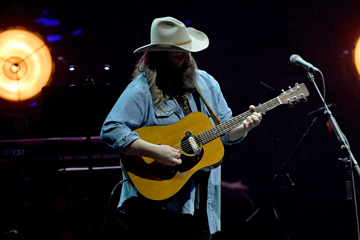 Chris Stapleton; Photo by Jason Kempin/Getty Images for Country Music Hall of Fame and Museum