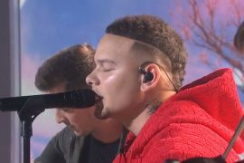 Kane Brown; Today Show