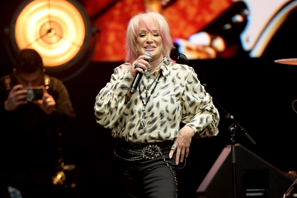 Tanya Tucker; Photo by Jason Kempin/Getty Images for Country Music Hall of Fame and Museum