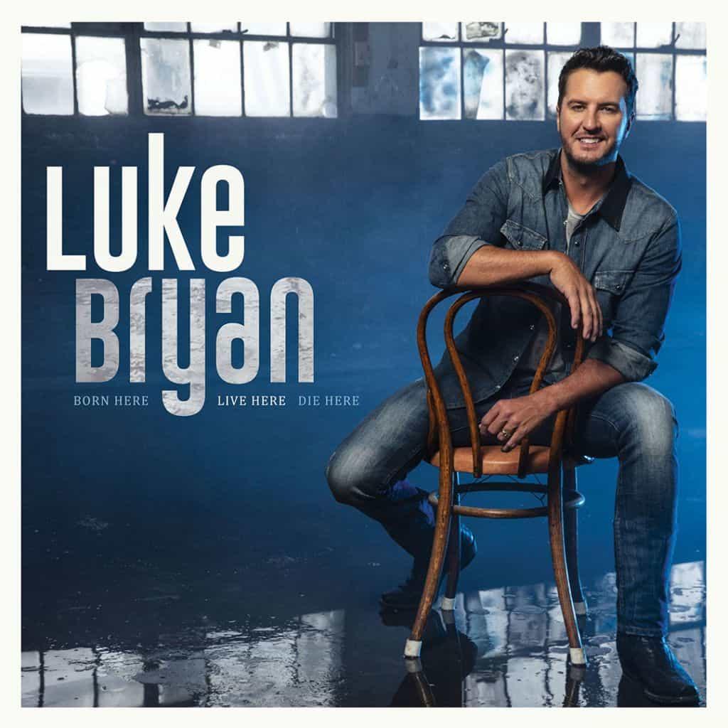 Luke Bryan; Album Art Courtesy of Capitol Records