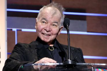 John Prine; Photo by Terry Wyatt/Getty Images for Americana Music Association