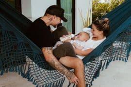 Kane Brown and Family; Photo via Instagram