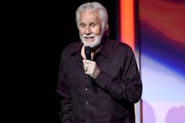 Kenny Rogers; Photo by Kevin Winter/Getty Images