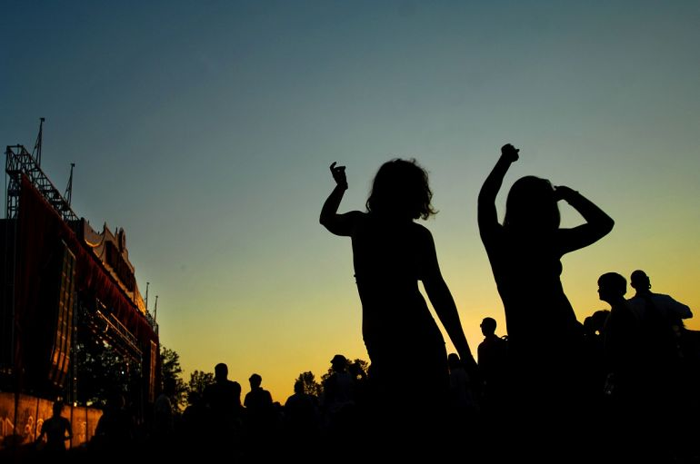 Bonnaroo Music and Arts Festival; Photo by Jeff Gentner/Getty Images