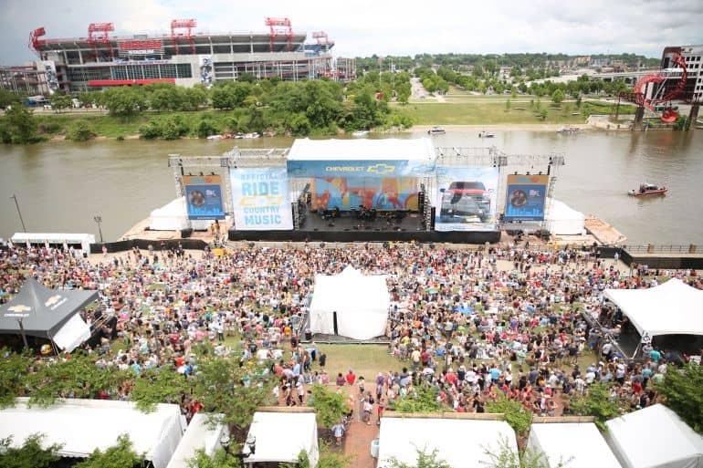 CMA Fest; Photo Courtesy of CMA