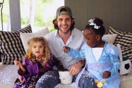 Thomas Rhett; Photo Courtesy of ABC/Disney Family Singalong