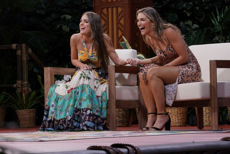 Lauren Mascitti, Grace Leer: Photo by ABC/Karen Neal