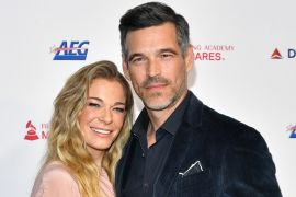 LeAnn Rimes and Eddie Cibrian; Photo by Amy Sussman/Getty Images