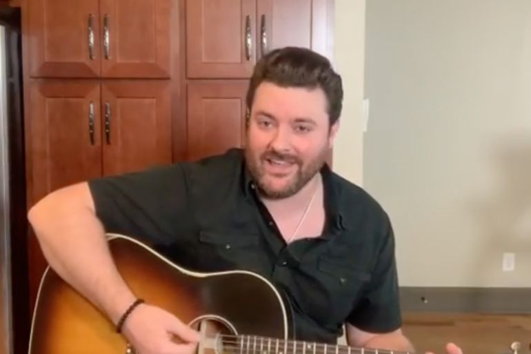 Chris Young; Photo Courtesy of CBS/ACM Presents: Our Country