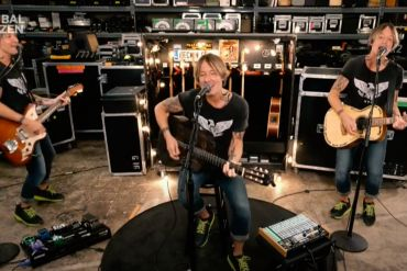 Keith Urban; Photo Courtesy 'One World: Together At Home'