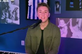 Louis Knight; Photo Courtesy of 'American Idol' on ABC