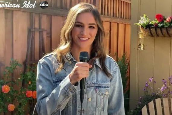 Grace Leer; Photo Courtesy of 'American Idol' on ABC