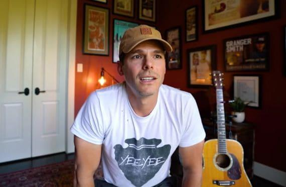 Granger Smith; Photo Courtesy of YouTube Video