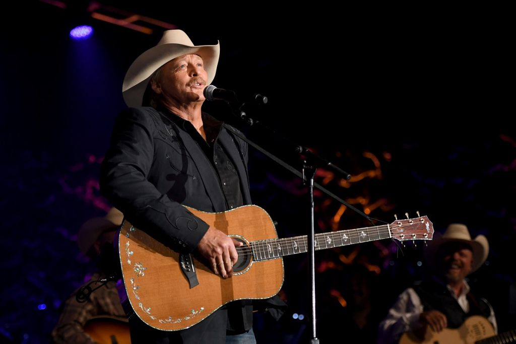Alan Jackson; Photo by Larry Busacca/Getty Images for Songwriters Hall Of Fame
