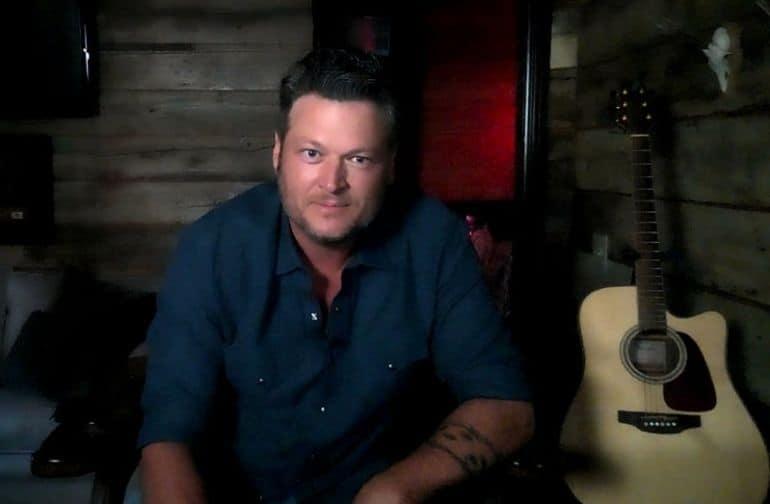 Blake Shelton; Photo by: NBC