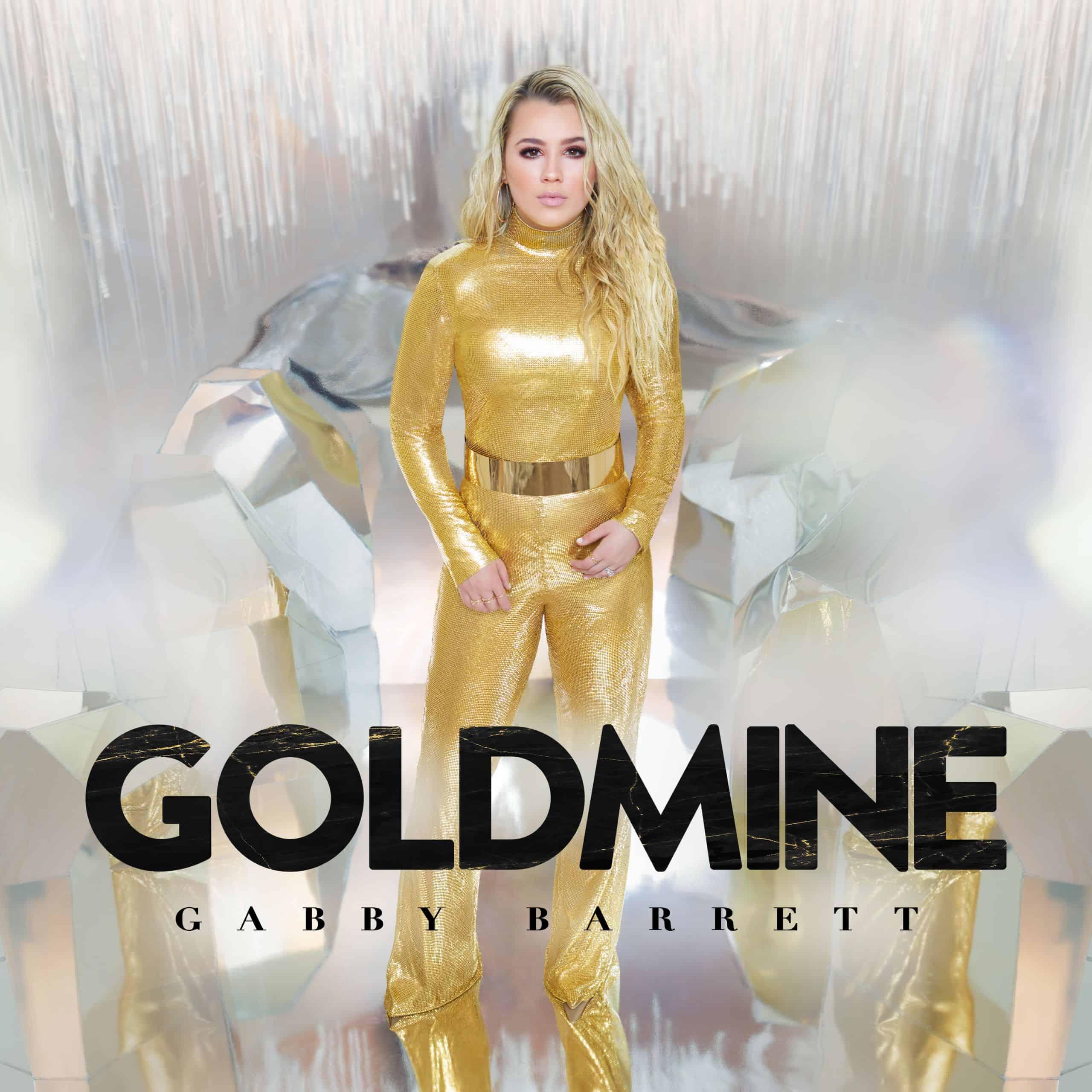 Gabby Barrett, Goldmine Album Art