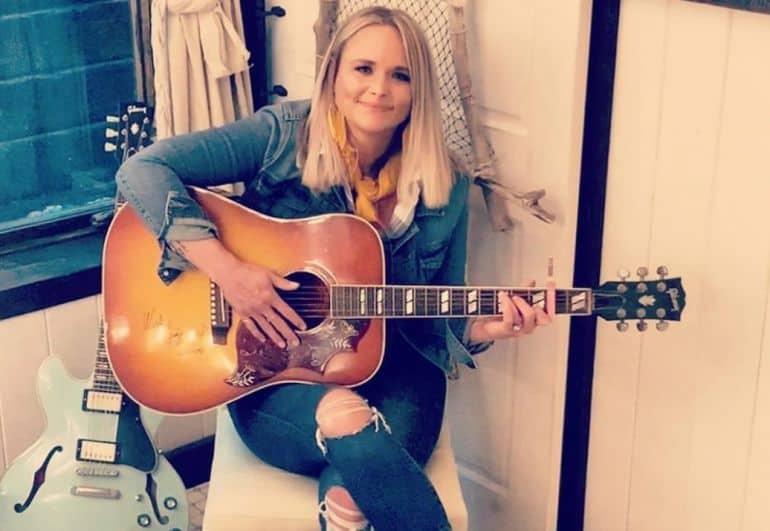 Miranda Lambert; Photo via Instagram