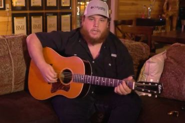 Luke Combs; Photo Courtesy of YouTube
