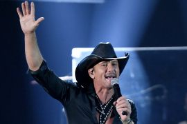 Tim McGraw; Photo by Ethan Miller/Getty Images